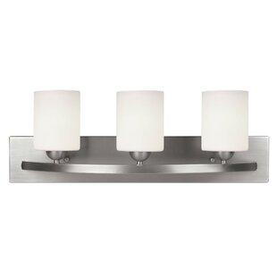 Mercury Row Mcniel Modern 3-Light Vanity Light