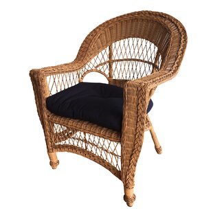 Camacho Patio Dining Chair with Cushion