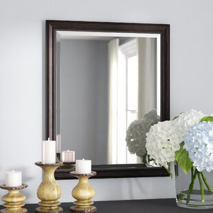 Darby Home Co Framed Beveled Wall Mirror
