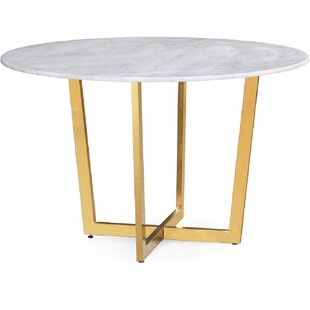Lorrie Dining Table Everly Quinn