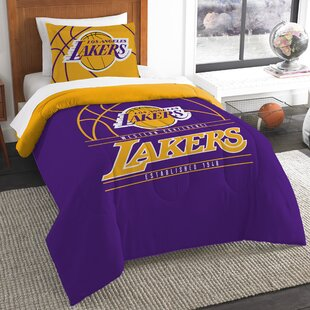 Etonnant NBA Reverse Slam 2 Piece Twin Comforter Set