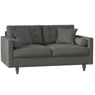 Harper Loveseat by Wayfair Custom Upholstery™