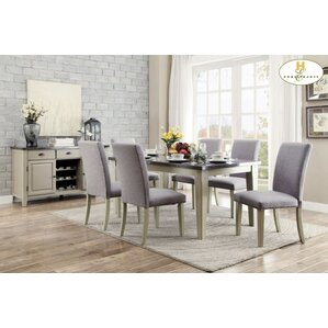 Croteau Dining Table by Lark Manor