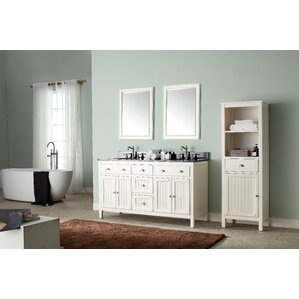 Custom Bathroom Vanities Hamilton 41 to 45 inch bathroom vanities you'll love | wayfair