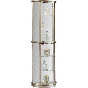 Willa Arlo Interiors Gracelyn Lighted Curio Cabinet
