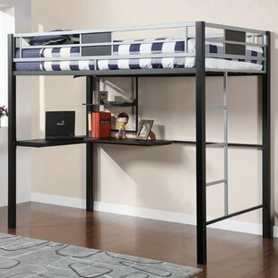 Looking for Yeomans Contemporary Full Loft Bed by Orren Ellis Reviews (2019) & Buyer's Guide