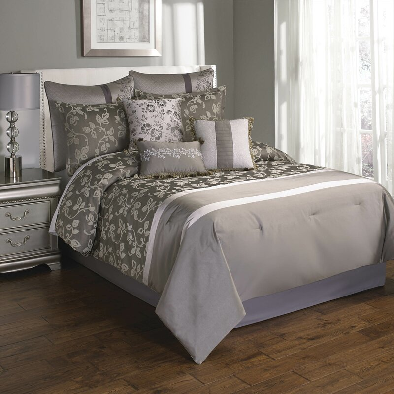 Rosdorf Park Winans Heston Comforter Set