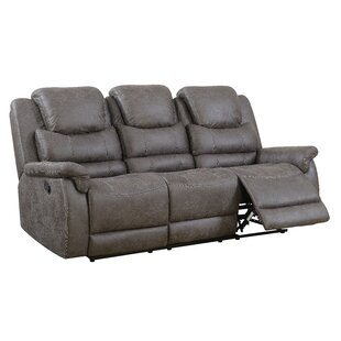 Red Barrel Studio Chamberland Reclining Sofa