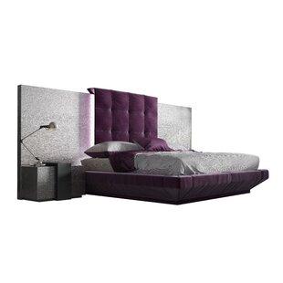 Jerri BEDOR08 Bedroom Set 4 Pieces (Set of 4)