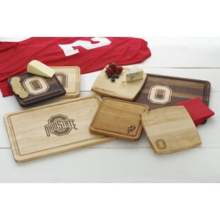 Ohio State Walnut Cutting Board ByWarther Boards