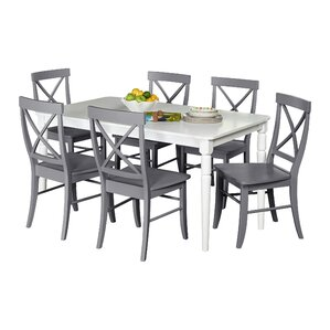 Black And White Dining Room Sets white kitchen & dining room sets you'll love | wayfair