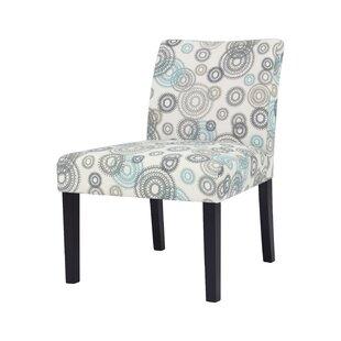 Schenck Slipper Chair by W..