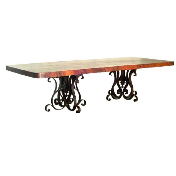 Hammered Copper Dining Table Wayfair