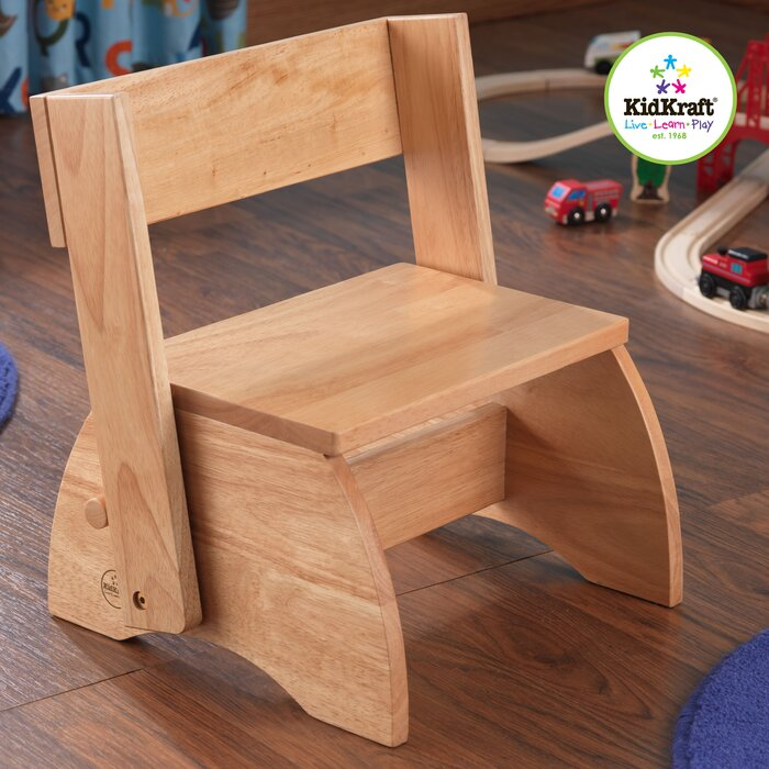 Marvelous Kids Flip Step Stool Gmtry Best Dining Table And Chair Ideas Images Gmtryco