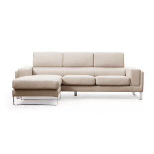 Compare & Buy Trina Reversible Sectional by Orren Ellis Reviews (2019) & Buyer's Guide