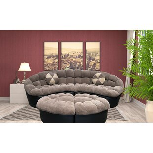 Jedidiah Sectional with Ottoman