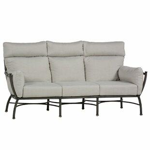 Summer Classics Majorca Patio Sofa with Cushions