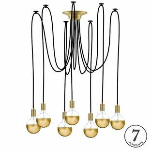Brayden Studio Esai 7-Light Cluster Pendant