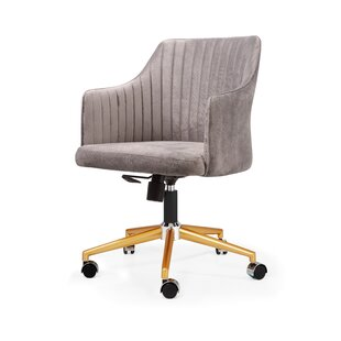 Eldon Task Chair by Everly Quinn
