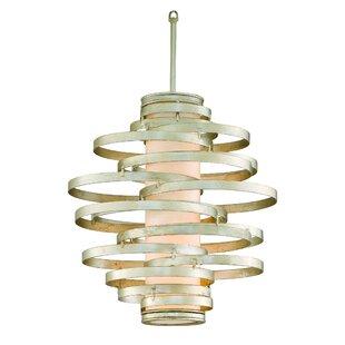 Vertigo 6-Light Novelty Pendant by Corbett Lighting