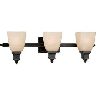 Buying Villasenor 3-Light Vanity Light By Winston Porter