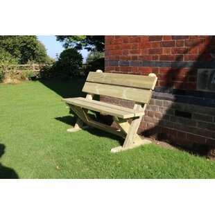 Wheelock Wooden Traditional Bench By Sol 72 Outdoor