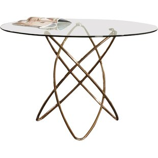 Lucina Dining Table by Willa Arlo Interiors 2019 Sale