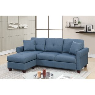 Tannenbaum Reversible Sectional by Winston Porter 2019 Online