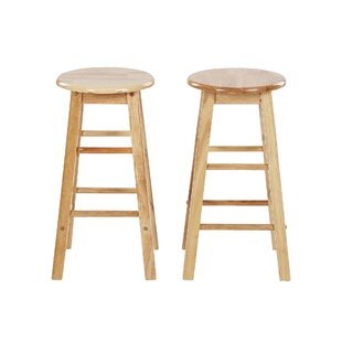 Oakmont 61cm Bar Stool (Set Of 2) By Alpen Home