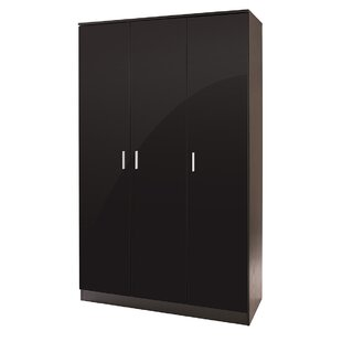 Ainsley 3 Door Wardrobe By 17 Stories