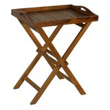 Cecilia Solid Wood Side Table