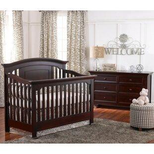 Price comparison Medford 4-in-1 Convertible 2 Piece Crib Set ByCentennial