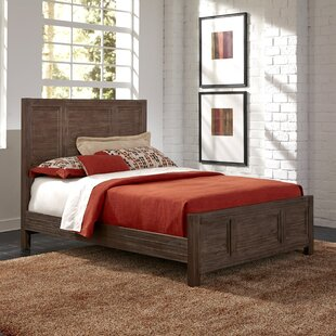 Hollo Panel Bed by Bay Isle Ho..