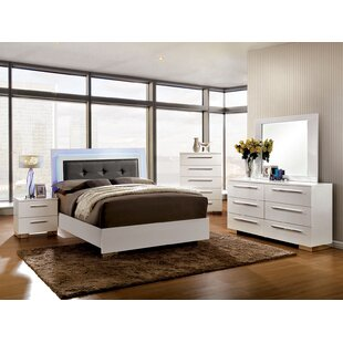 Riddick Platform Configurable Bedroom Set