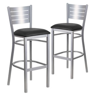 Shopping for Alvera 31 Bar Stool (Set of 2) by Ebern Designs Reviews (2019) & Buyer's Guide