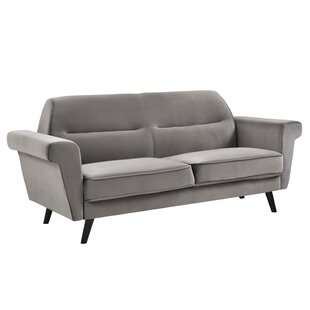 Top Reviews Freedman Mid-Century Upholstered Stationary Living Room Sofa by George Oliver Reviews (2019) & Buyer's Guide