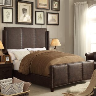 Fresco Queen Upholstered Panel Bed by Mulhouse Furniture