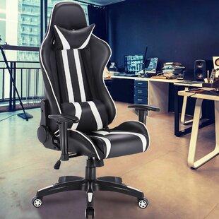Ergonomic Game Chair by Ebern Designs