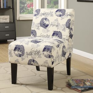 Bellaire Slipper Chair by A&J Homes Studio