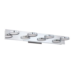 Kendal Lighting Milan 4-Light Bath Bar