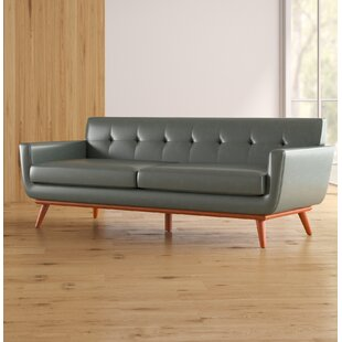 Haskin Leather Sofa