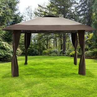 Merveilleux Haven 13 Ft. W X 13 Ft. D Steel Patio Gazebo