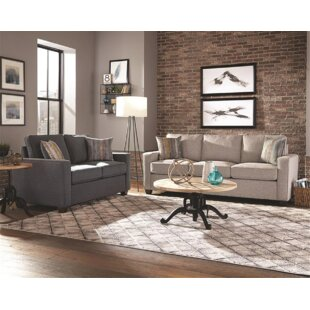 Chiesa 3 Piece Living Room Set by Wrought Studio
