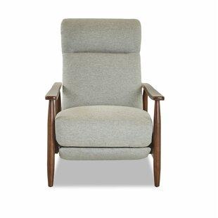 Noemi High Leg Reclining Chair by Corrigan Studio
