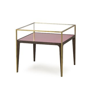 Boyd Rubylite End Table