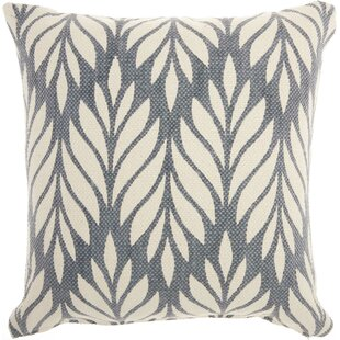 Breuer Cotton Throw Pillow