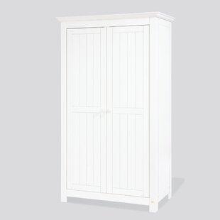 Nina 2 Door Wardrobe By Pinolino