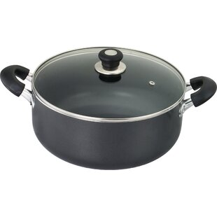 Heavy Duty Non-Stick Sauce Pot with Lid