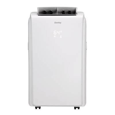 10000 BTU Portable Air Conditioner with Remote Danby