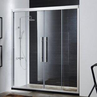 Clarity 59 X 72 Double Sliding Shower Door